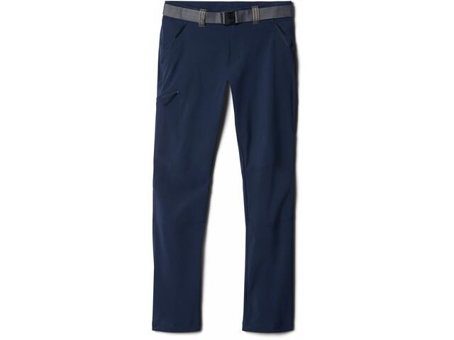 Columbia Maxtrail II Pantalones Hombre, azul